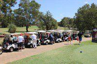 2012 Golf Classic Carts