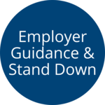 Employer Guidance and Stand Down