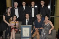 2013 Accommodation Ball Winners