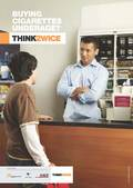THINK2WICE Campaign Poster