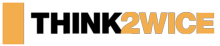 THINK2WICE Logo