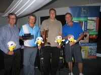 2010 Golf Classic Team