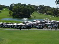 2010 Golf Classic Carts