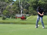 2011 Golf Classic Tee Off
