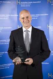 2011 AHA Accommodation Ball Winner