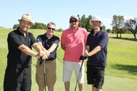 2012 Golf Classic Team