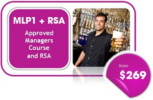 Approved Managers Course MLP1 + RSA