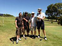 2013 Golf Classic Competitors