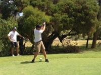 2013 Golf Classic Tee Off