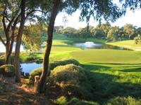 2009 Golf Classic Scenery