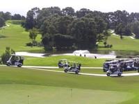 2009 Golf Classic Carts