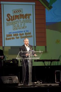 AHA State President Neil Randall