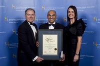 WA's Best Responsible Service of Alcohol Award - Burswood Entertainment Complex (Hall of Fame Inductee)