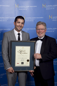 WA's Best Hotel Innovation Award - Greenhouse St Georges Terrace
