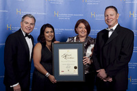 WA's Best Training Initiative Award - Burswood Entertainment Complex
