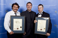 WA's Best Redeveloped Venue Award - Joint Winners The Generous Squire & The Kewdale Tavern
