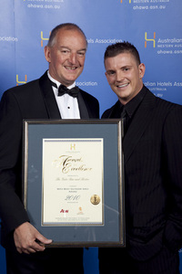 WA's Best Outdoor Area Award - The Gate Bar and Bistro