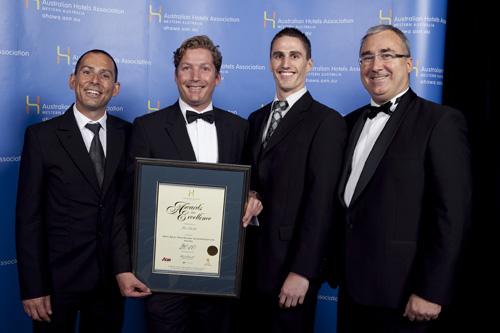 WA's Best Mid-Range Accommodation Award - Ibis Perth