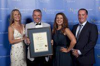 WA's Best Apartment/Suite Accommodation Award - Seashells Yallingup