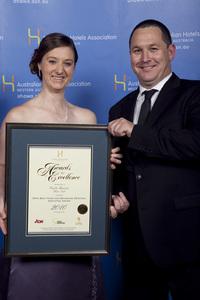 WA's Best Food and Beverage Services Employee Award - Carla Mancini, White Salt