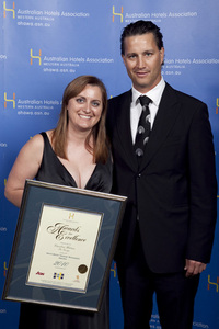 WA's Best Venue Manager Award - Caroline Watson, The George