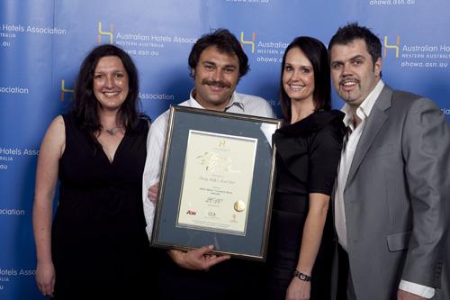 WA's Best Themed Bar Award - Durty Nelly's Irish Pub