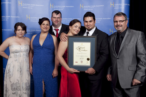 WA's Best Casual Family Dining Award - The High Wycombe Tavern