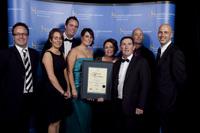 WA's Best Restaurant within a Hotel Award - The Breakwater