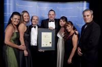 WA's Best Restaurant within an Accommodation Hotel Award - 150 East Riverside Bar Restaurant, Assured Ascot Quays Apartment Hotel