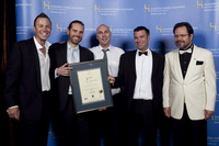WA's Best Hotel Wine List Award - Steves Fine Wine & Food