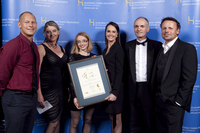 The AHA AON HOTEL AND HOSPITALITY AWARDS FOR EXCELLENCE