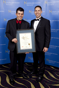 AHA AON HOTEL AND HOSPITALITY AWARDS FOR EXCELLENCE