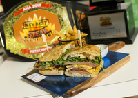 Day2 Steak Sandwich Metro