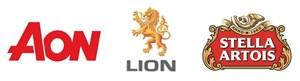 AON, Lion, Stella Artois