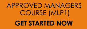 Approved Managers Course MLP1 Management of Licensed Premises