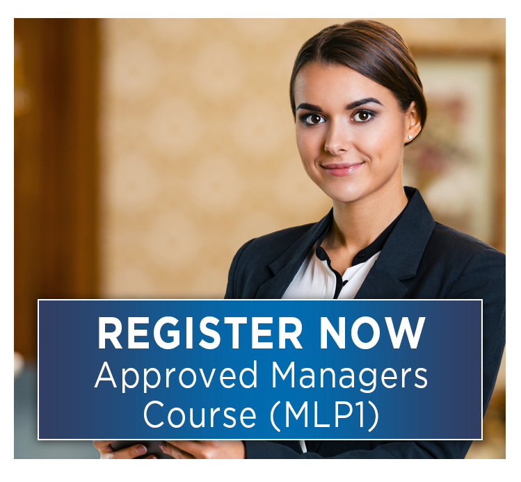 Approved Managers Course MLP1