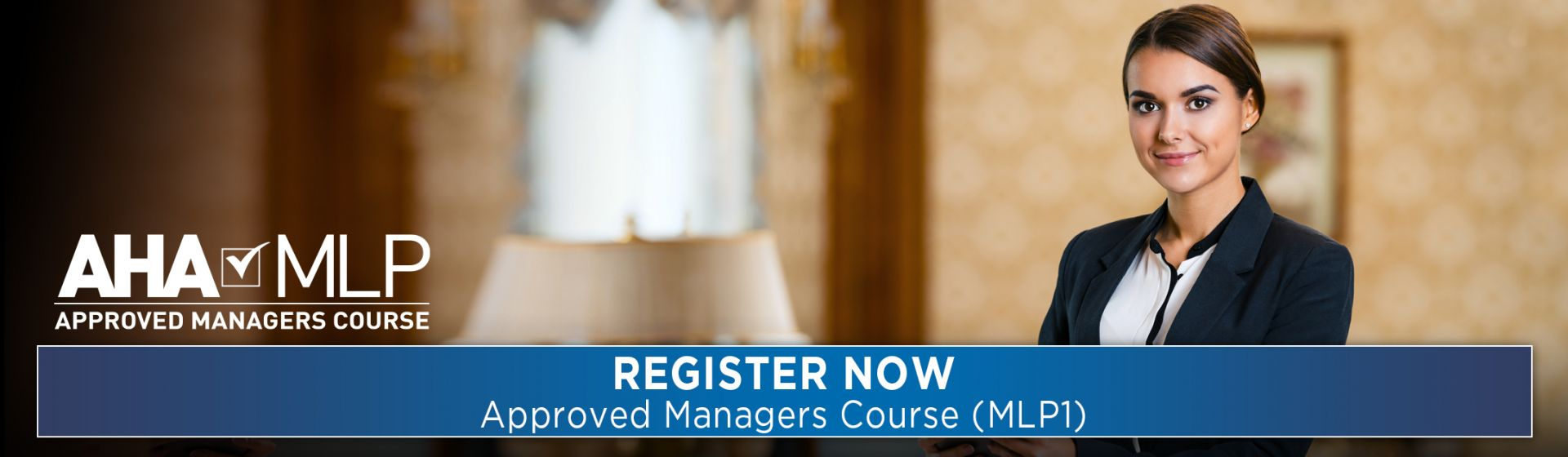 APPROVED MANAGERS COURSE