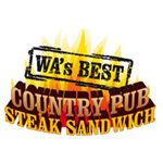 WA's Best Country Pub Steak Sandwich