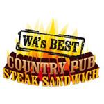 WA's Best Country Pub Steak Sandwich