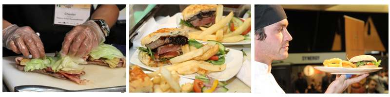 2011 WA's Best Country Pub Steak Sandwich