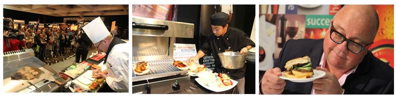2011 WA's Best Country Pub Steak Sandwich Judging
