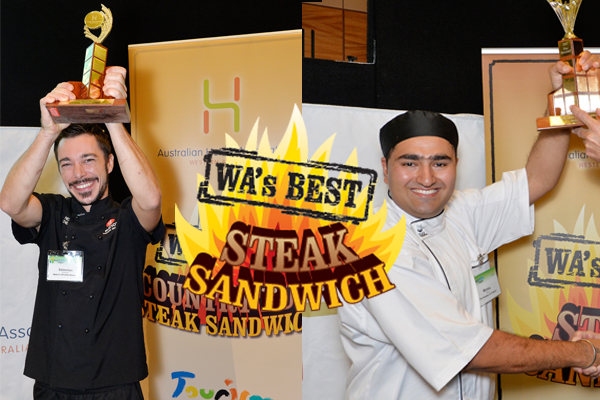 2014 Winners WA's Best Steak Sandwich Competition