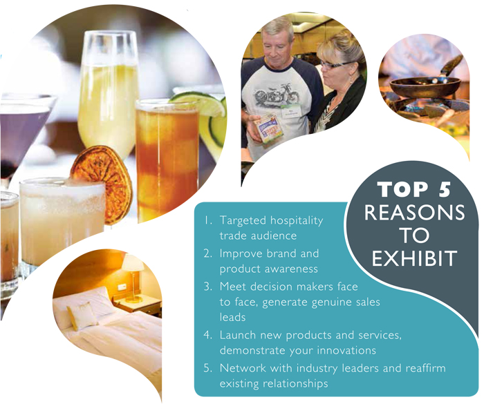 Top 5 Reasons to Exhibit 2015