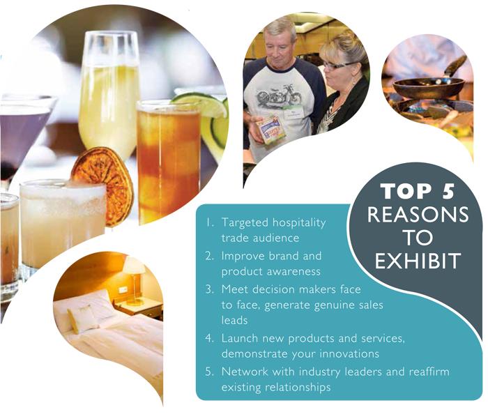 Top 5 Reasons to Exhibit 2015