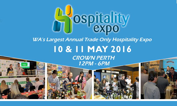 Hospitality Expo 2016 - Save the Date